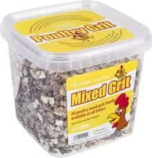 Chicken lickin mixed poultry grit